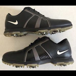 NIKE Zoom Trophy Classic Spike Golf Shoes Sz 10